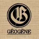 Géogène logo anglais