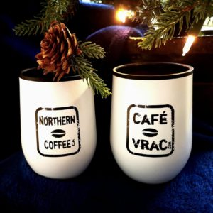 Northern-Coffee mug Christmas promotion
